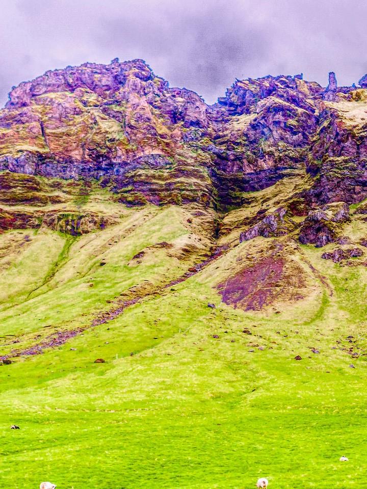 冰岛风采,沿着视线_图1-37
