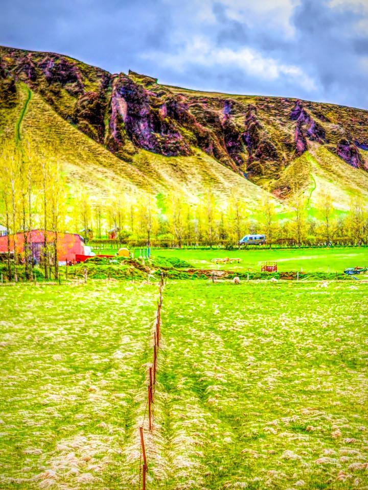 冰岛风采,沿着视线_图1-39