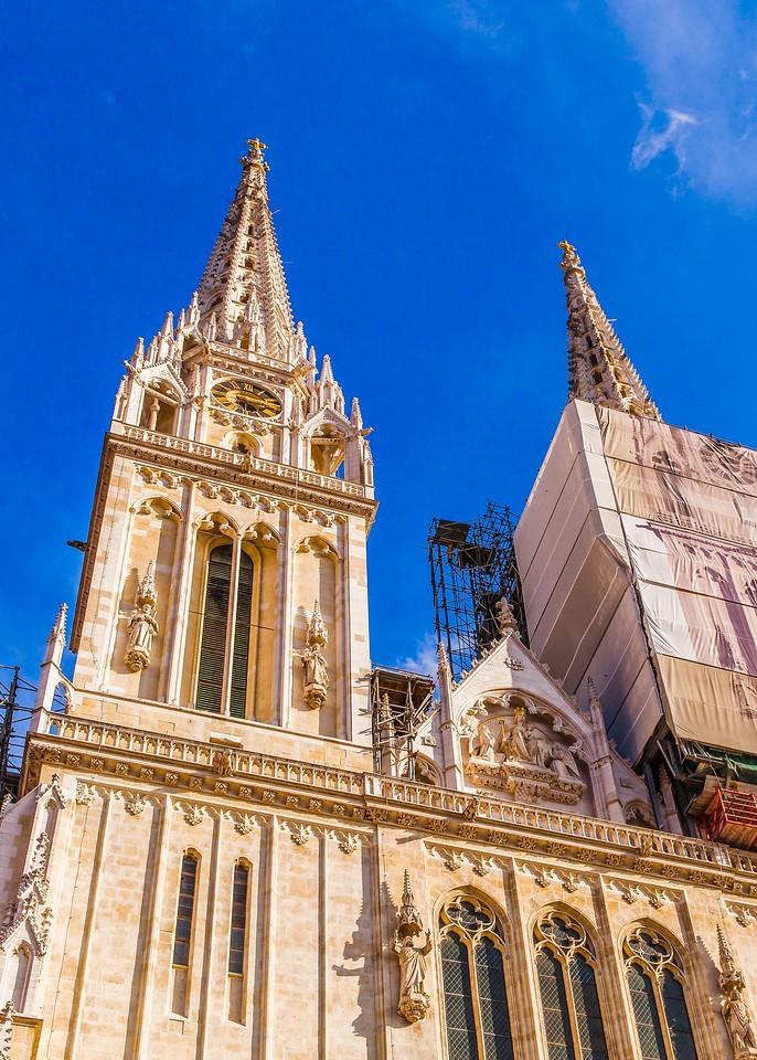 克罗地亚首都萨格勒布(Zagreb),顶的艺术_图1-10