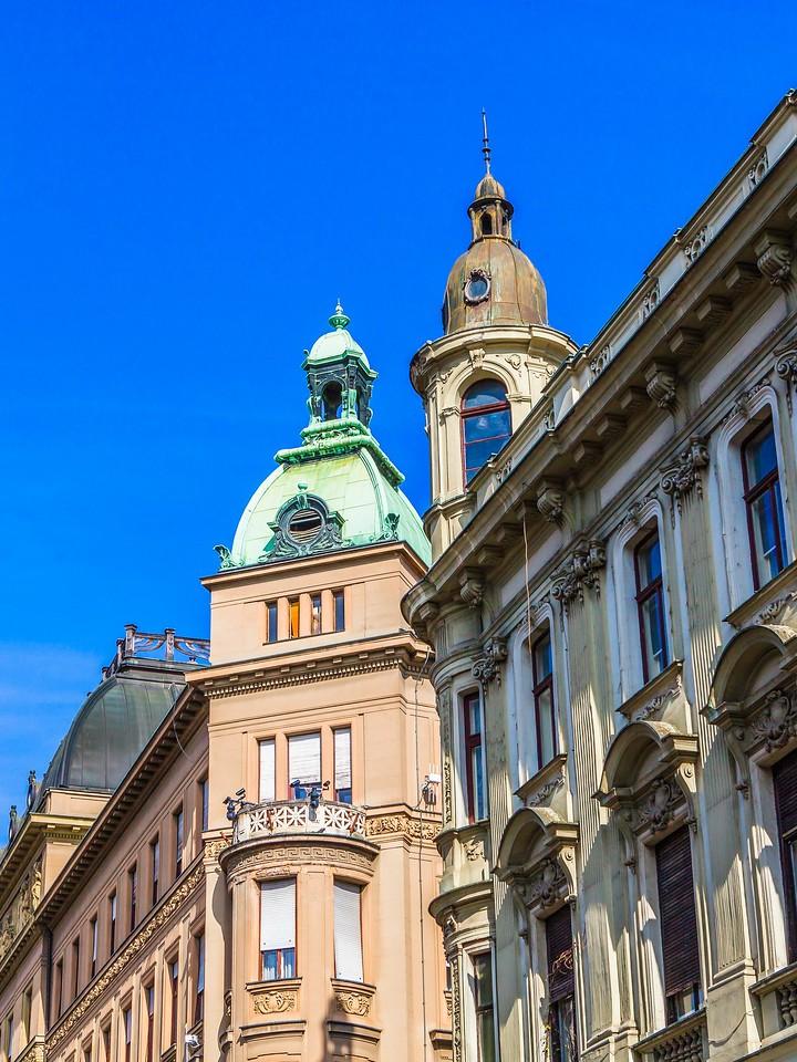克罗地亚首都萨格勒布(Zagreb),顶的艺术_图1-14
