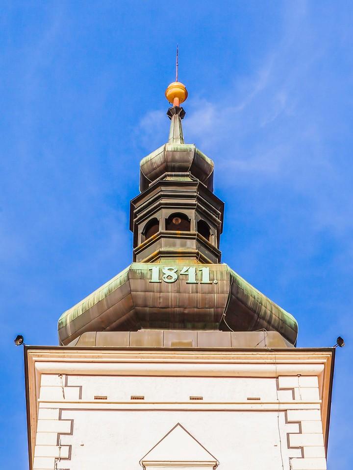 克罗地亚首都萨格勒布(Zagreb),顶的艺术_图1-16