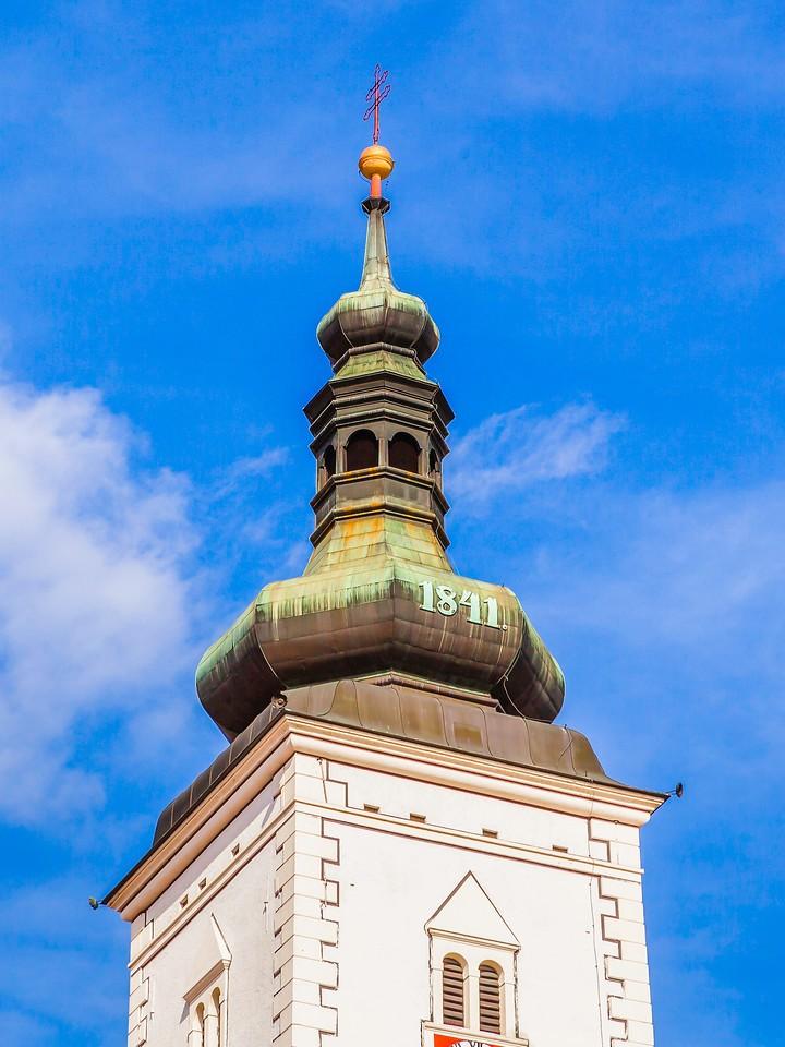 克罗地亚首都萨格勒布(Zagreb),顶的艺术_图1-12