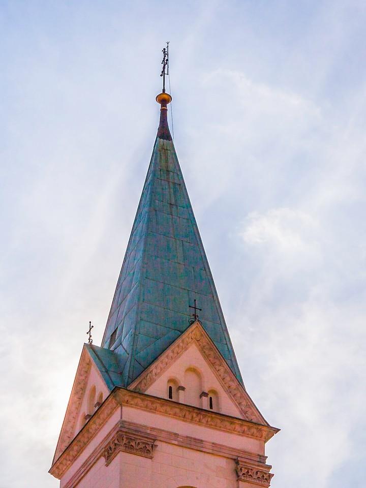 克罗地亚首都萨格勒布(Zagreb),顶的艺术_图1-18