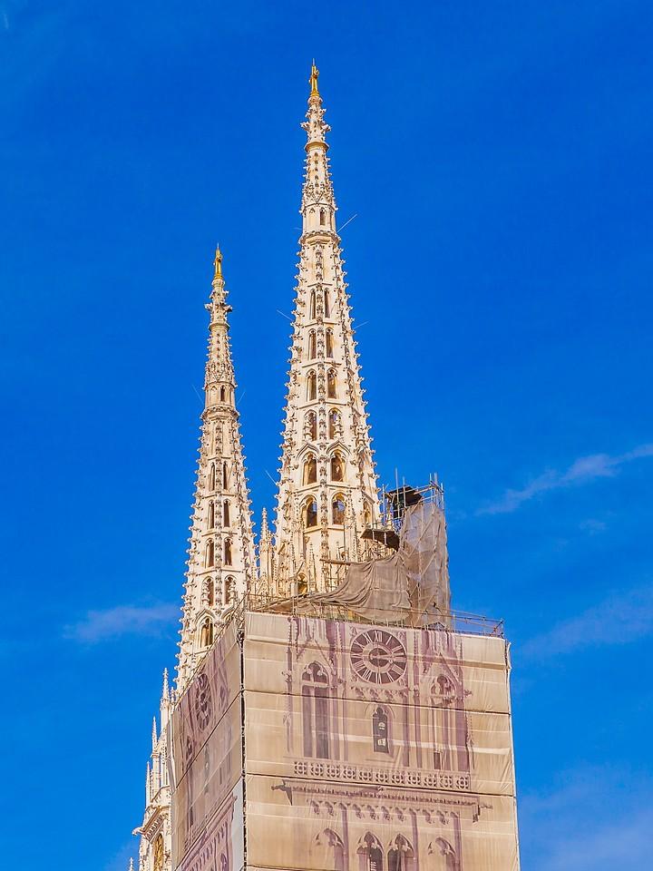 克罗地亚首都萨格勒布(Zagreb),顶的艺术_图1-23
