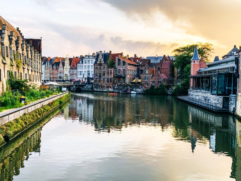 比利时的根特市_图1-7