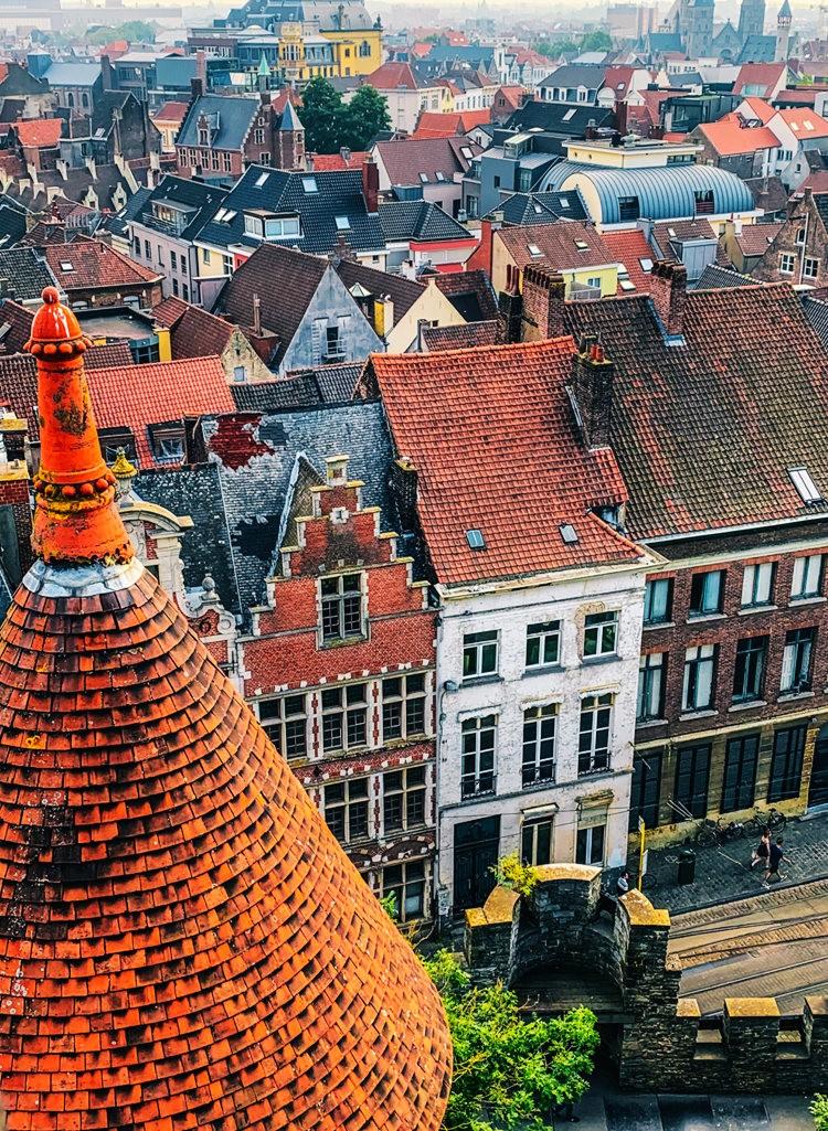 比利时的根特市_图1-16