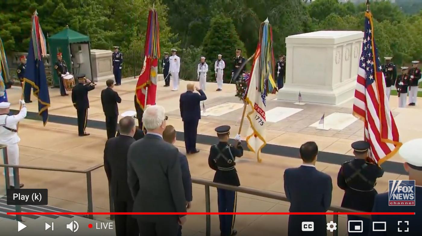 """美国""""阵亡将士纪念日""""和""""国家公墓""""_图1-1"""