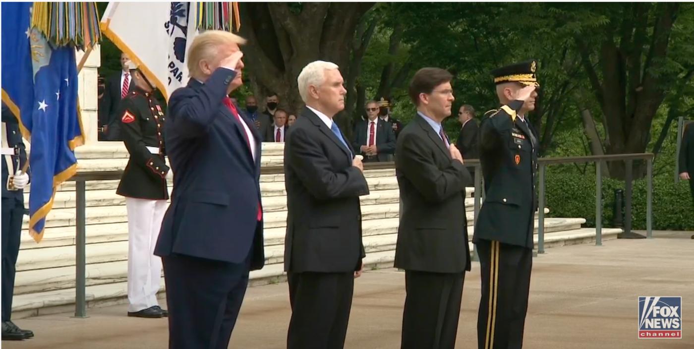 """美国""""阵亡将士纪念日""""和""""国家公墓""""_图1-2"""