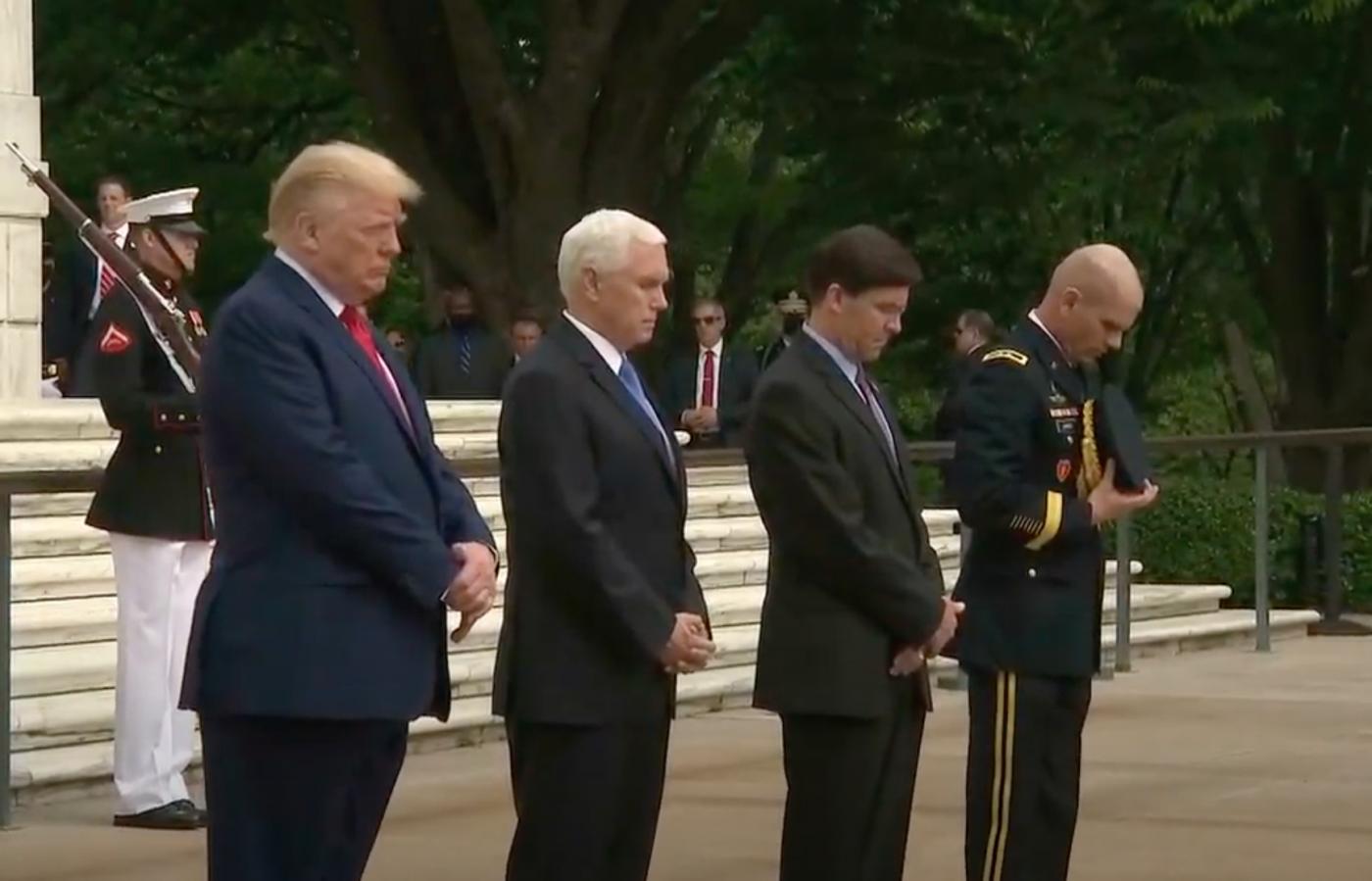 """美国""""阵亡将士纪念日""""和""""国家公墓""""_图1-4"""