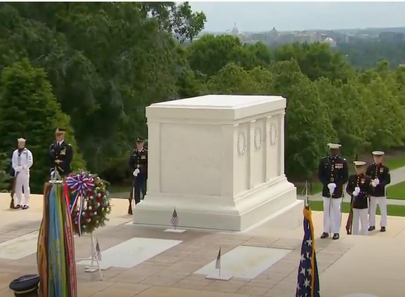 """美国""""阵亡将士纪念日""""和""""国家公墓""""_图1-5"""
