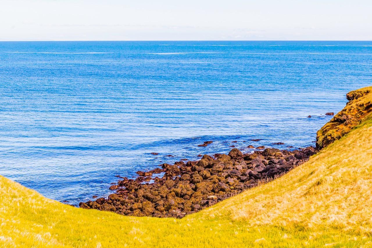 冰岛Arnarstapi,海边的悬崖_图1-19