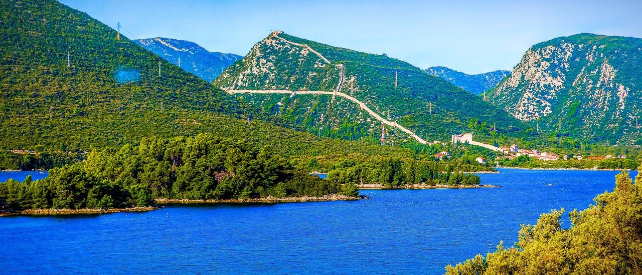 克罗地亚旅途,水边畅想曲_图1-23