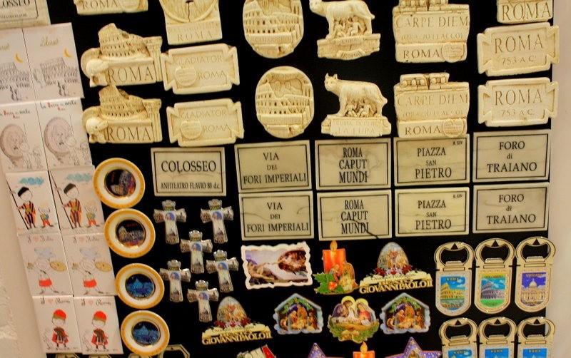 罗马的纪念品商店_图1-13