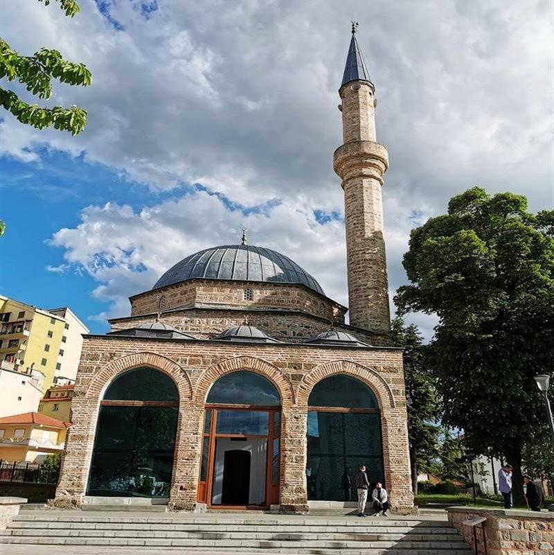 伊利亚兹.米拉霍尔清真寺_图1-1