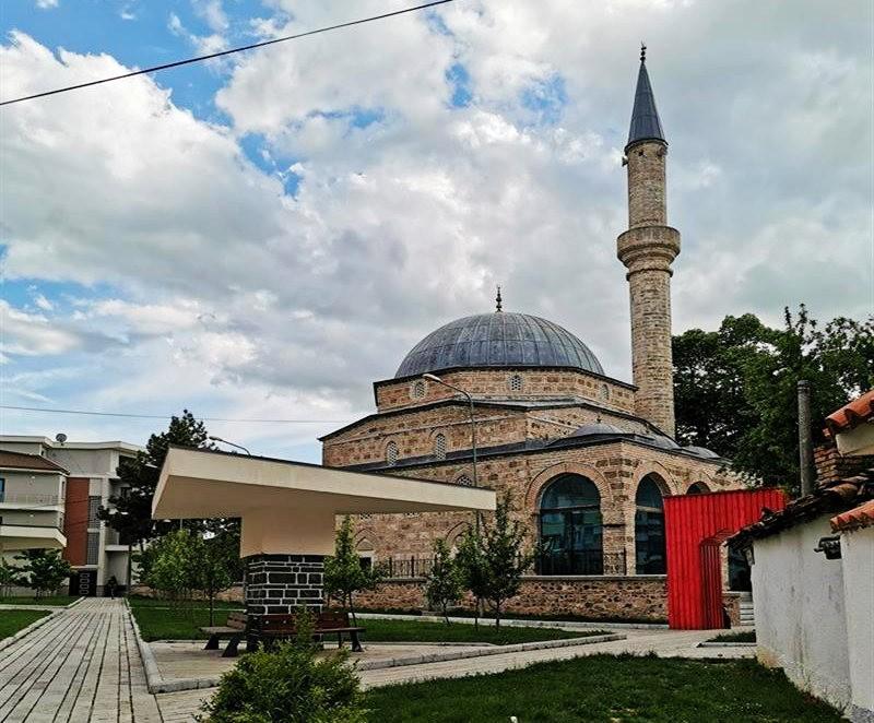 伊利亚兹.米拉霍尔清真寺_图1-2