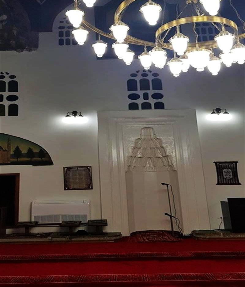 伊利亚兹.米拉霍尔清真寺_图1-4