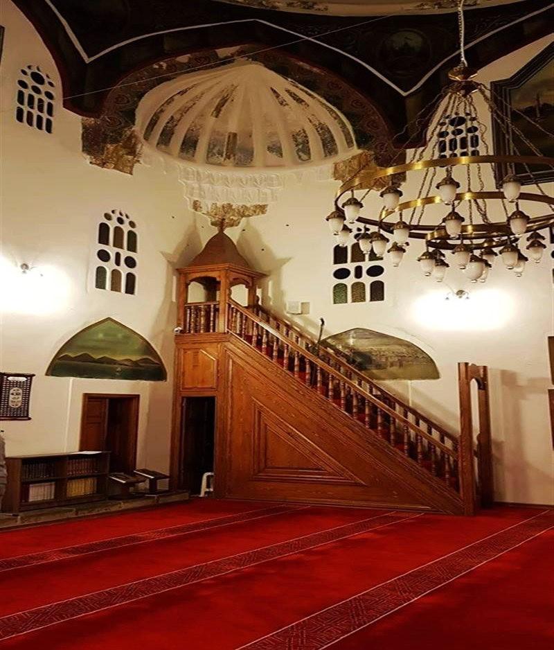 伊利亚兹.米拉霍尔清真寺_图1-6