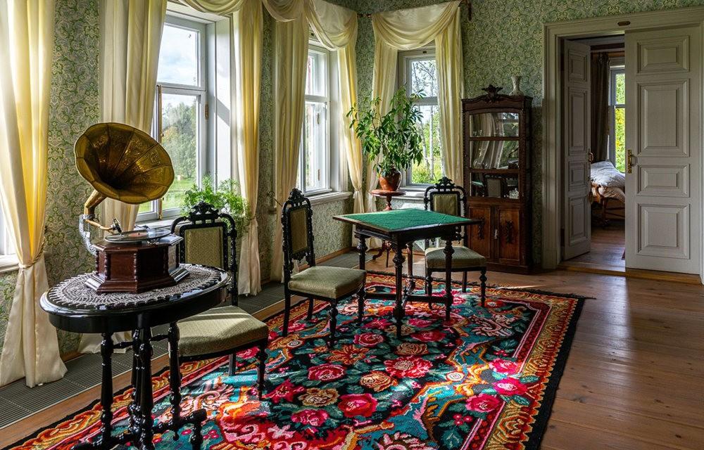阿斯塔霍沃宫--俄罗斯最美的木制房屋_图1-10