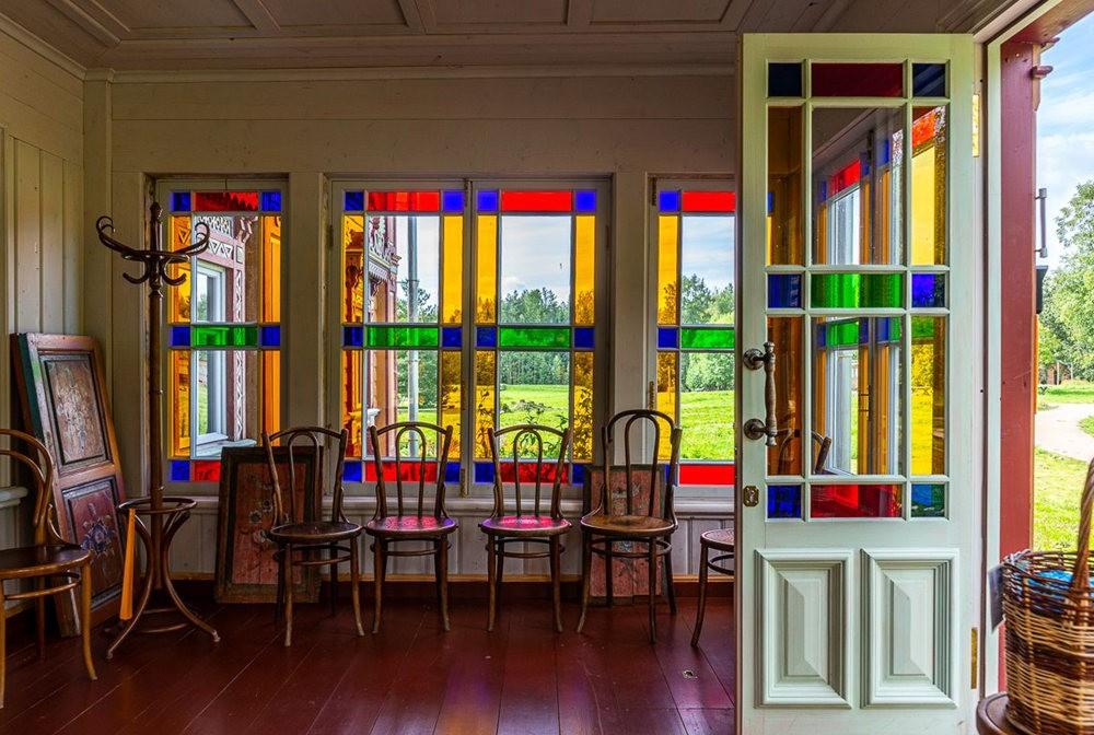 阿斯塔霍沃宫--俄罗斯最美的木制房屋_图1-11