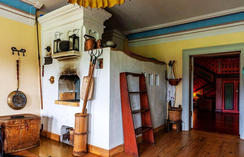 阿斯塔霍沃宫--俄罗斯最美的木制房屋_图1-12
