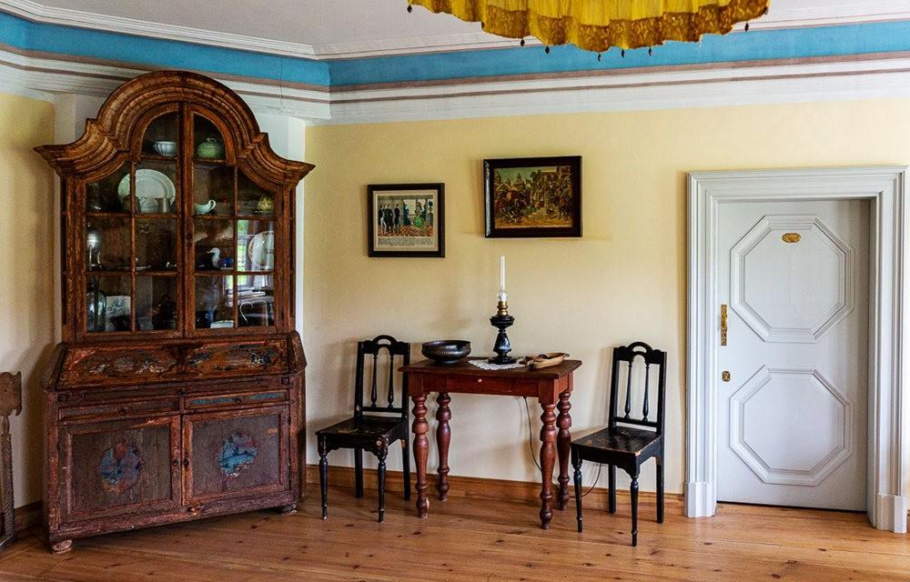 阿斯塔霍沃宫--俄罗斯最美的木制房屋_图1-13