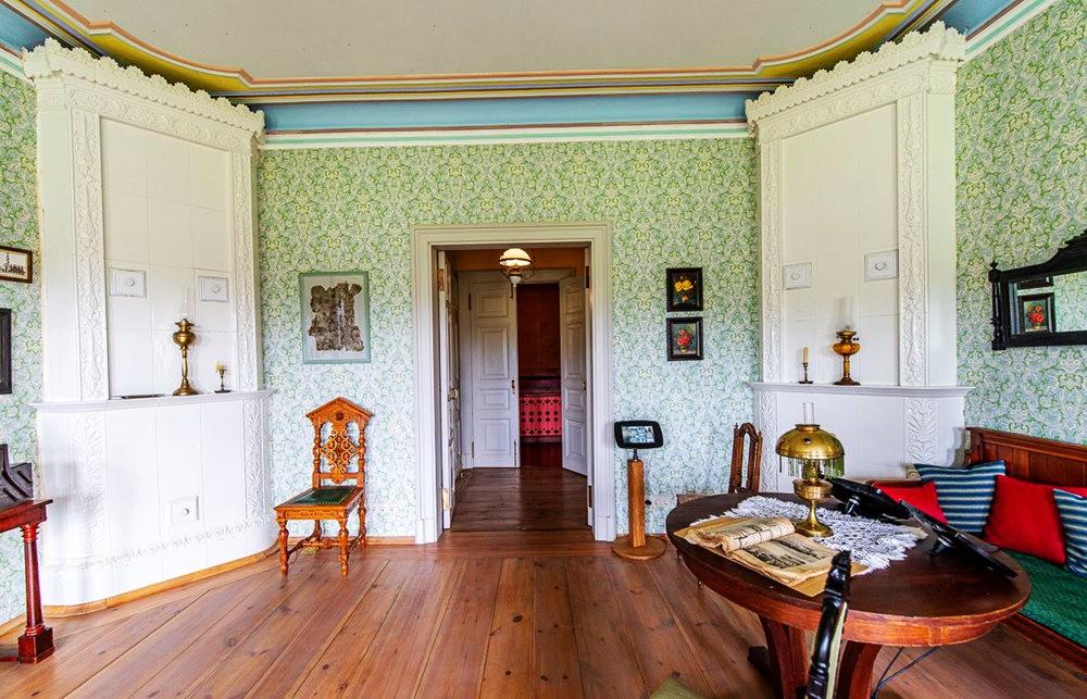 阿斯塔霍沃宫--俄罗斯最美的木制房屋_图1-15