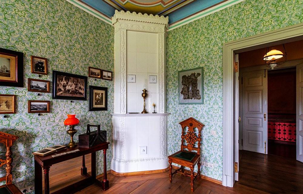 阿斯塔霍沃宫--俄罗斯最美的木制房屋_图1-16
