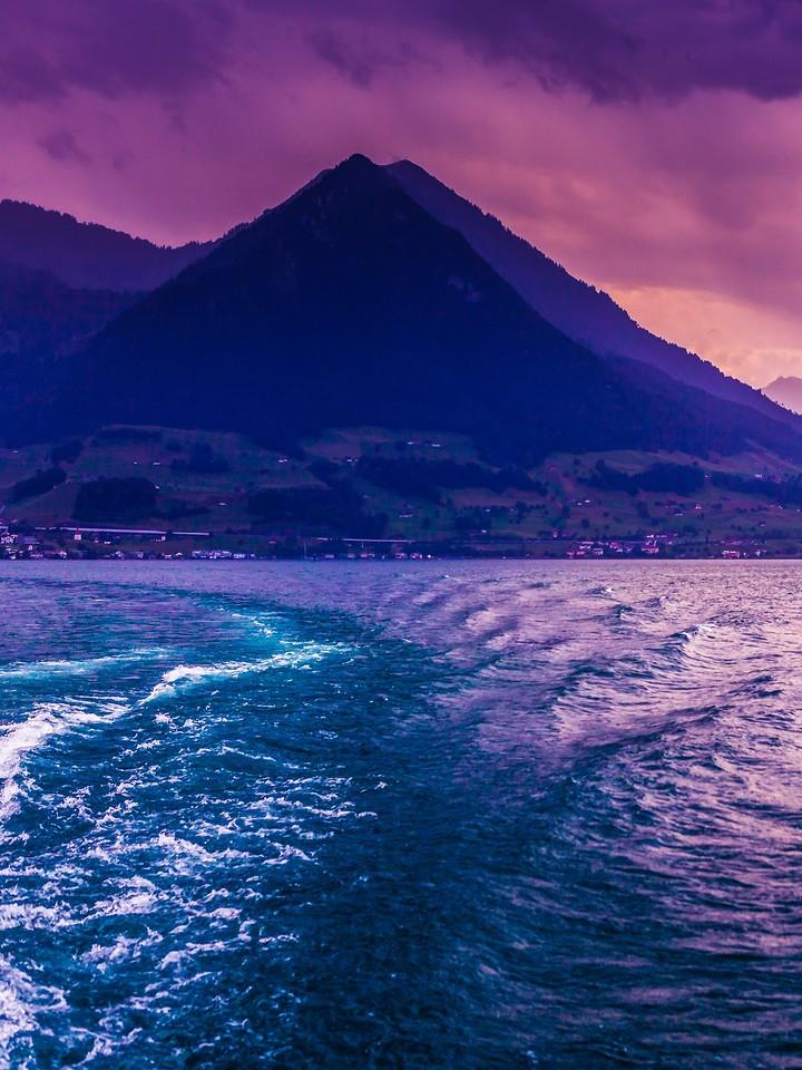 瑞士卢塞恩(Lucerne),浓浓的云彩_图1-6