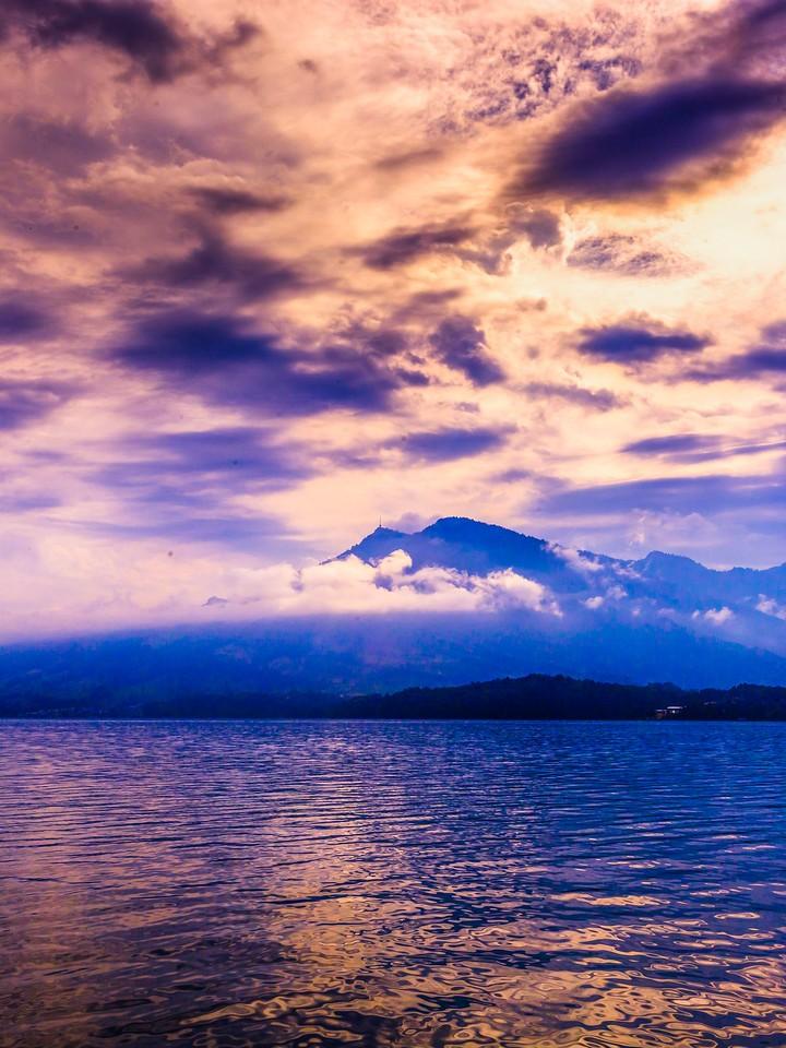 瑞士卢塞恩(Lucerne),浓浓的云彩_图1-36