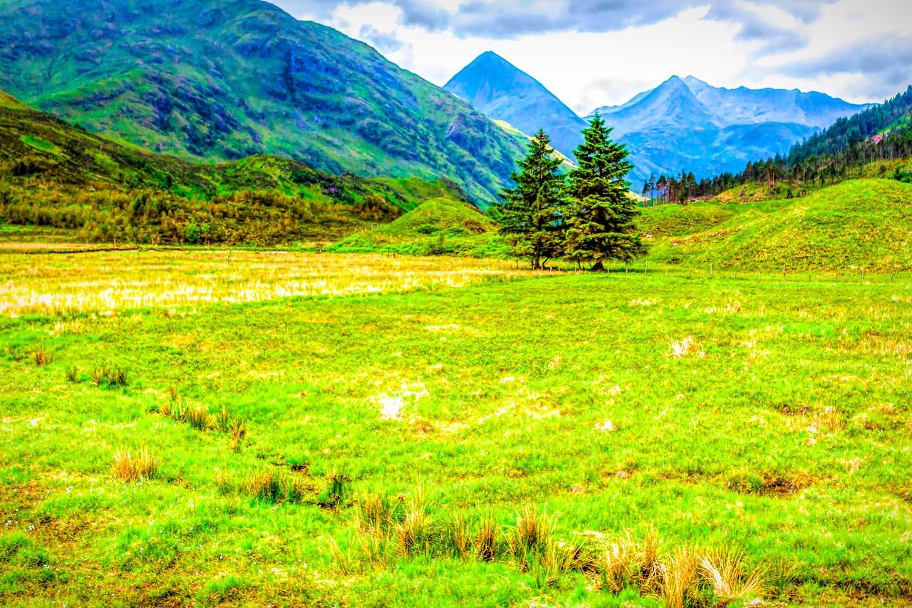 苏格兰美景,景色迷人_图1-37