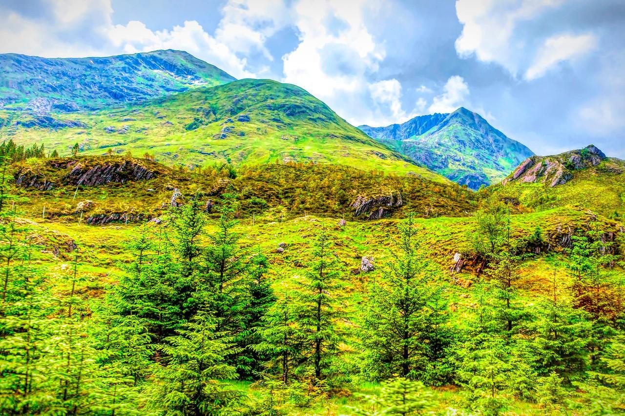 苏格兰美景,景色迷人_图1-38