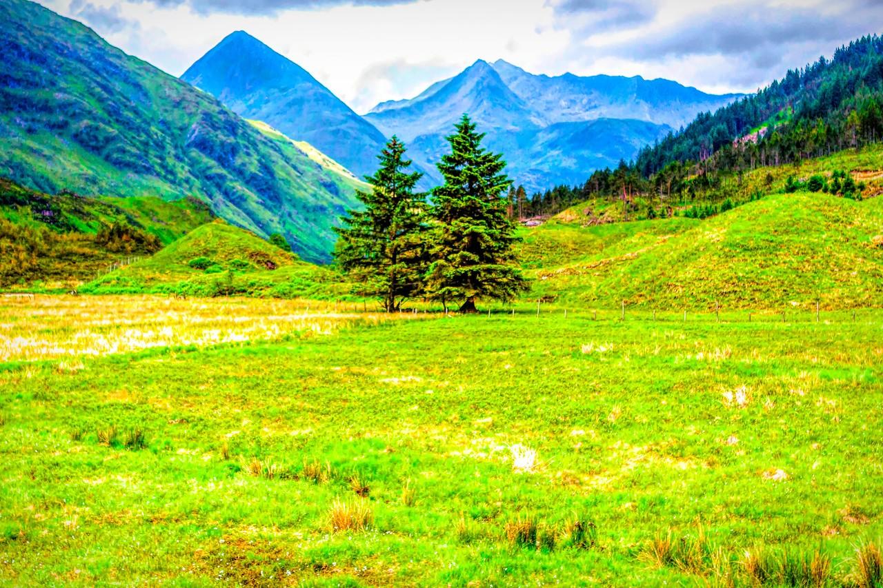 苏格兰美景,景色迷人_图1-27
