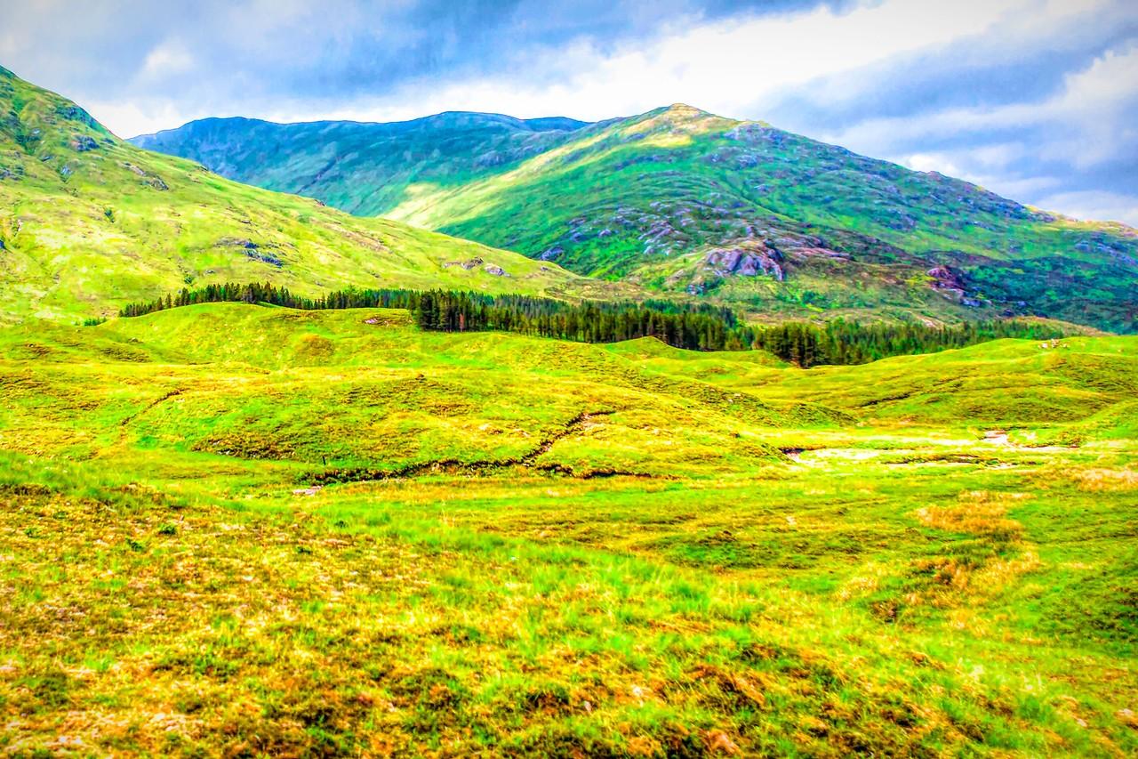 苏格兰美景,景色迷人_图1-25