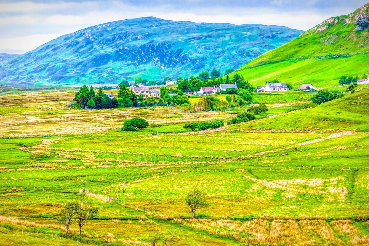 苏格兰美景,景色迷人_图1-22