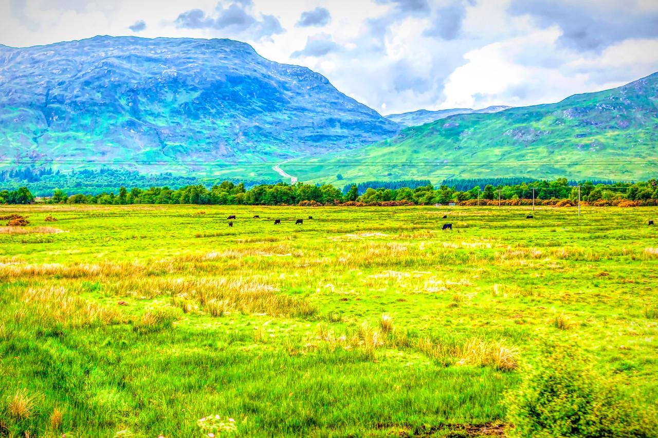 苏格兰美景,景色迷人_图1-19