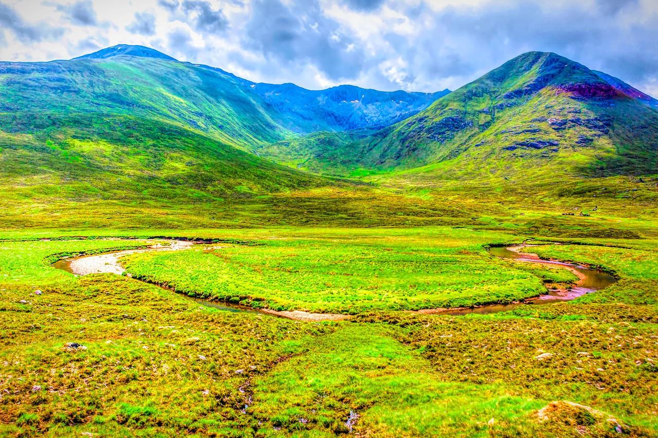 苏格兰美景,景色迷人_图1-1
