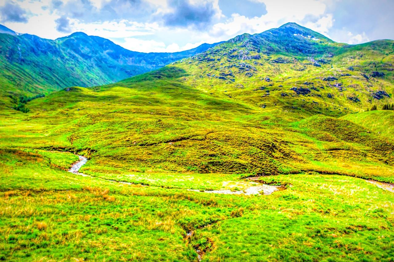 苏格兰美景,景色迷人_图1-7