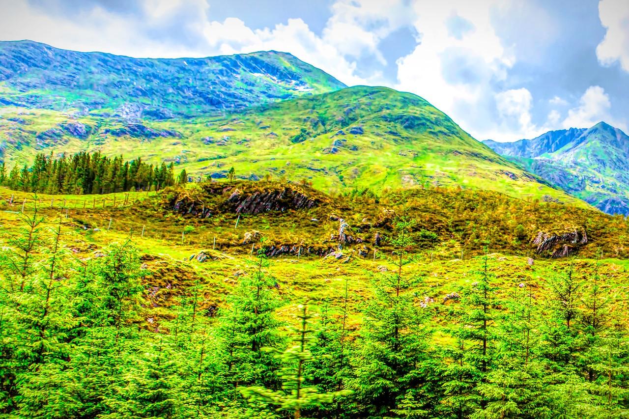 苏格兰美景,景色迷人_图1-15