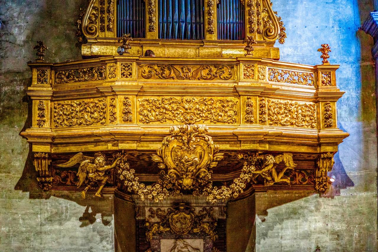 罗马圣伯多禄锁链堂,米开朗基罗杰作摩西雕像_图1-19
