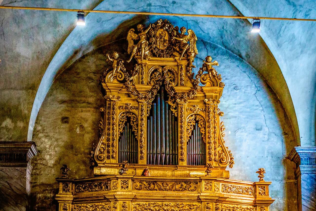 罗马圣伯多禄锁链堂,米开朗基罗杰作摩西雕像_图1-13