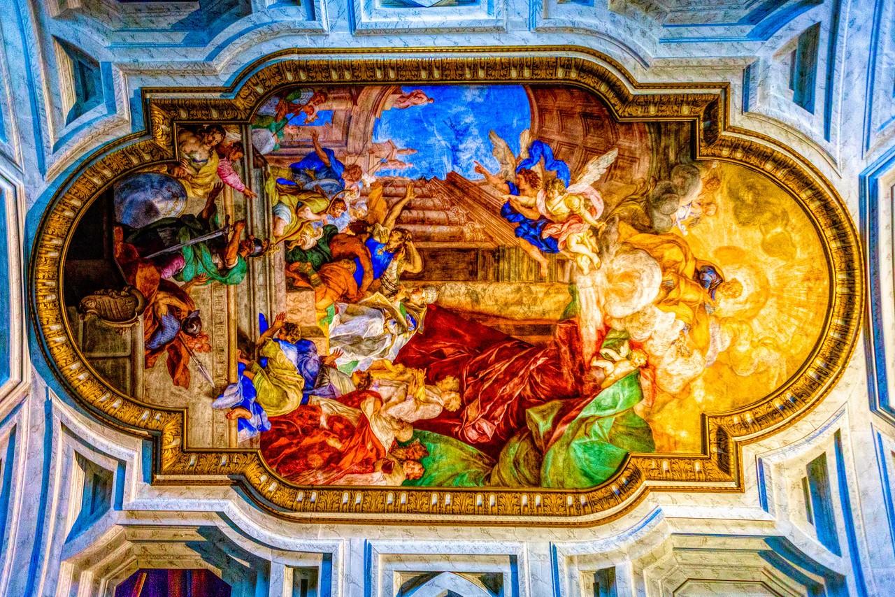 罗马圣伯多禄锁链堂,米开朗基罗杰作摩西雕像_图1-12