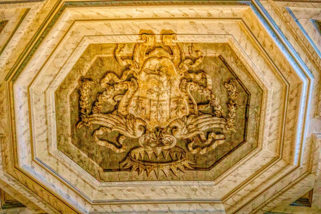 罗马圣伯多禄锁链堂,米开朗基罗杰作摩西雕像_图1-8