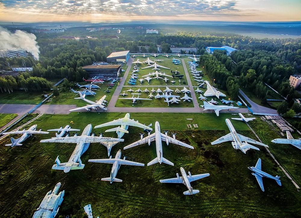莫尼诺中央空军博物馆_图1-2