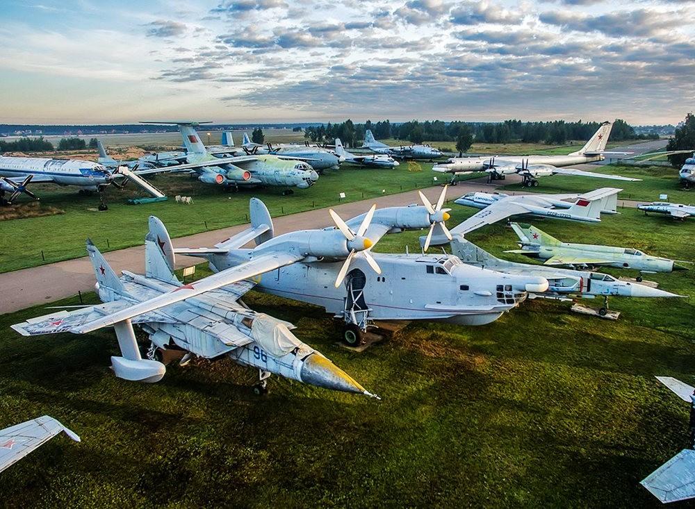 莫尼诺中央空军博物馆_图1-6