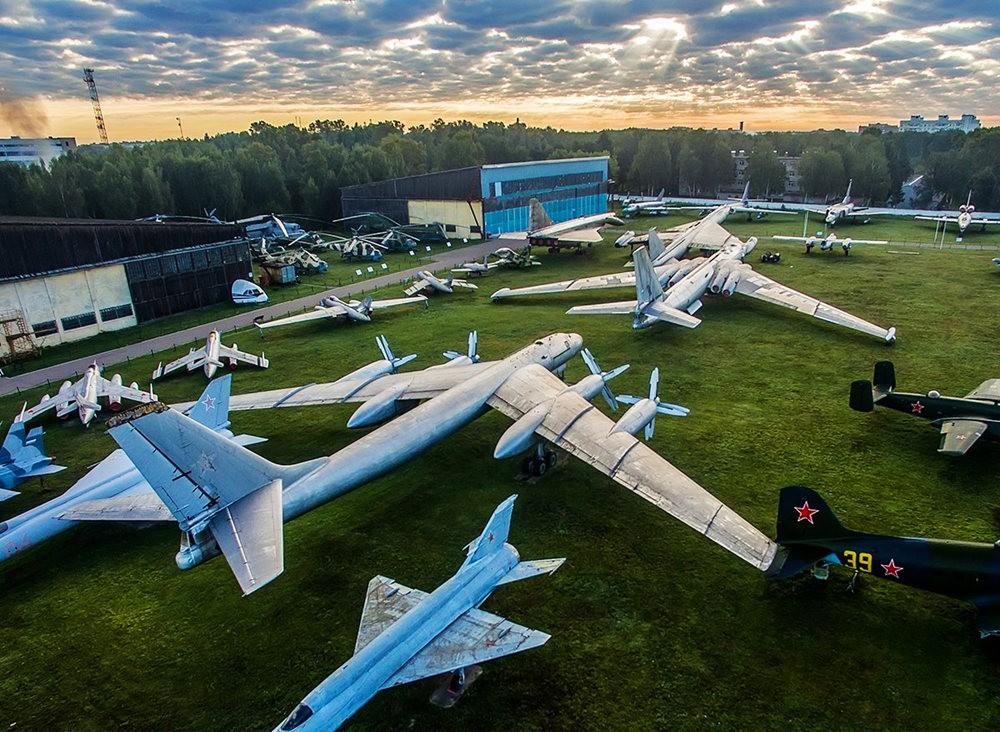 莫尼诺中央空军博物馆_图1-7