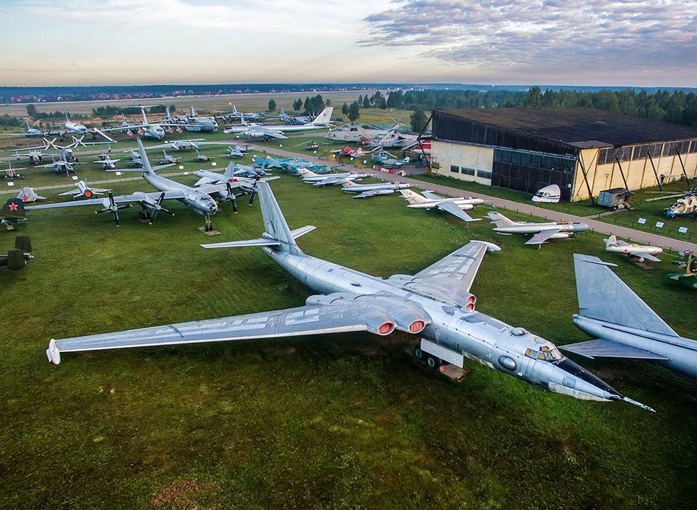 莫尼诺中央空军博物馆_图1-9