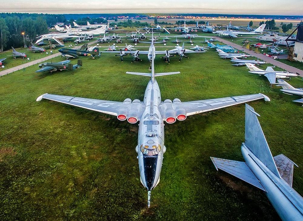 莫尼诺中央空军博物馆_图1-10