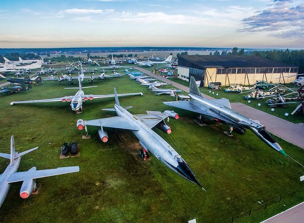 莫尼诺中央空军博物馆_图1-11