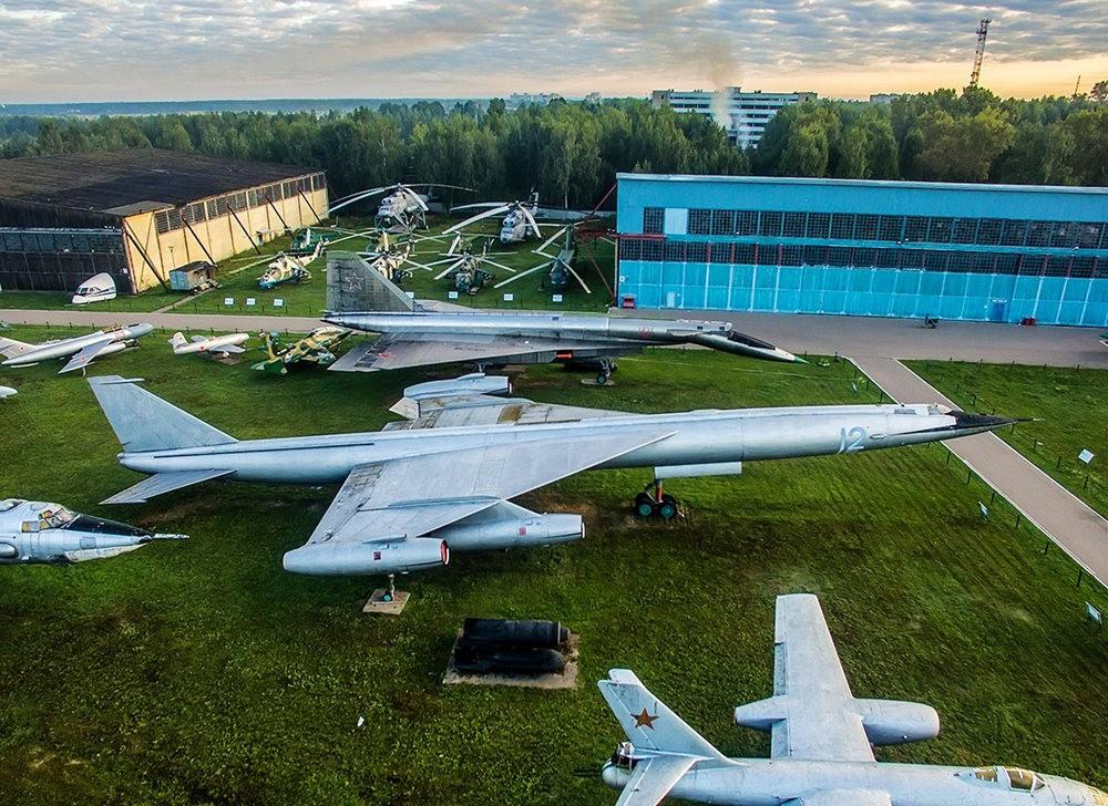 莫尼诺中央空军博物馆_图1-12