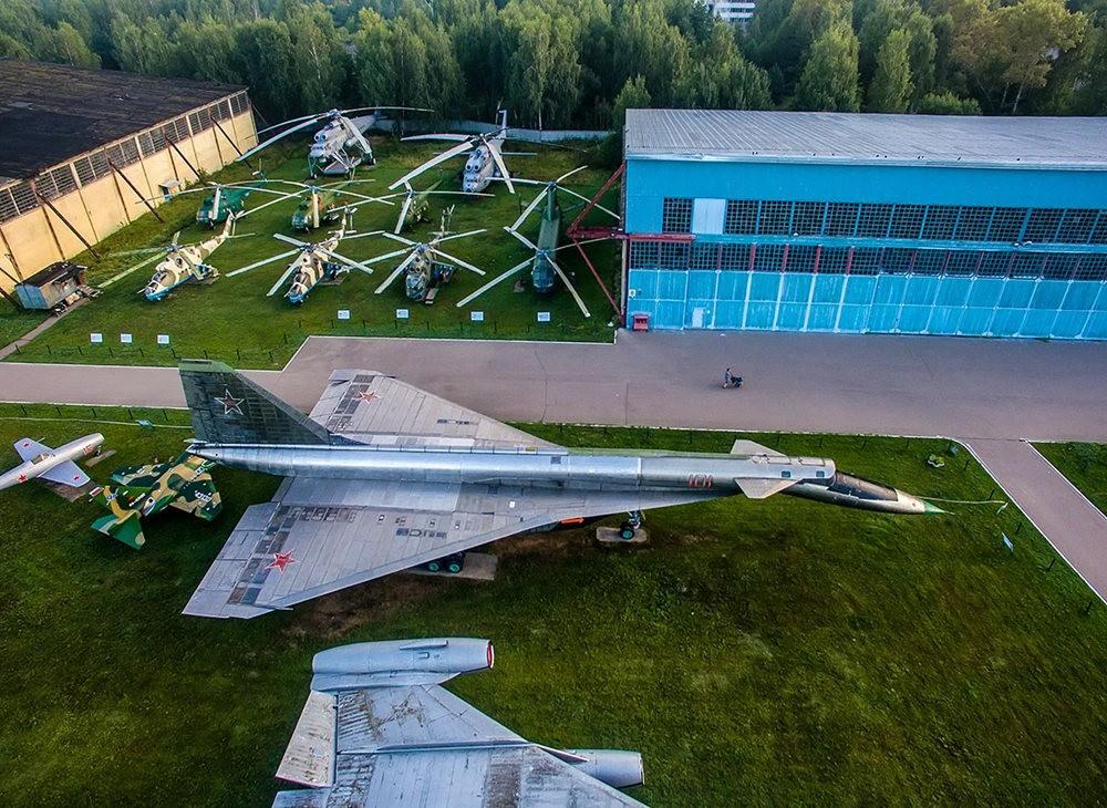 莫尼诺中央空军博物馆_图1-14